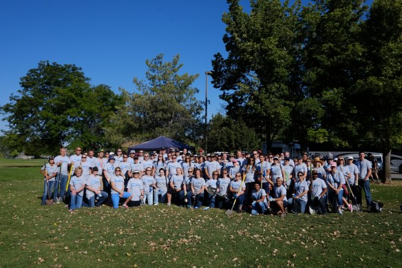 Day of Caring American Express