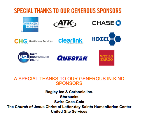 Day of Caring Sponsors