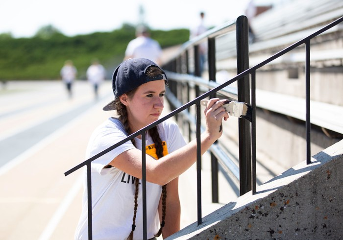 Cottonwood High School 27th annual Day of Caring