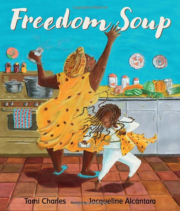 Freedom Soup book cover