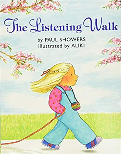 The Listening Walk Cover