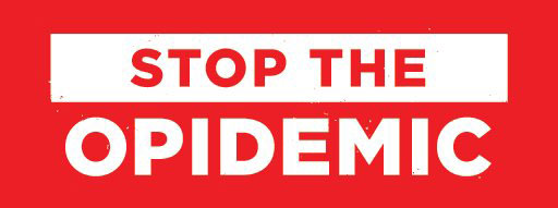 Stop the Opidemic Logo
