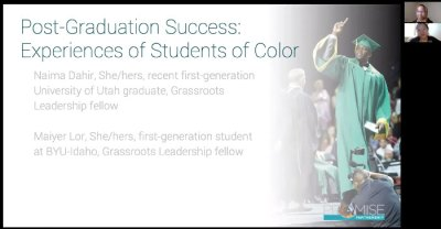 Students of Color Presentation