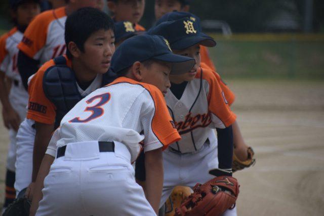 第49回日本少年野球連盟夏季選手権愛媛県大会1回戦