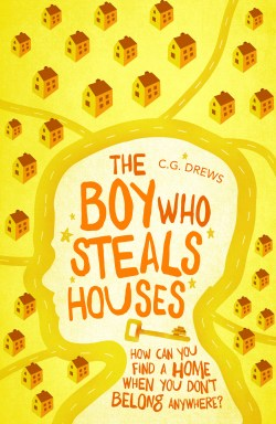 The Boy who Steals Houses unused cover 2