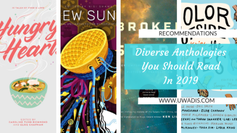 Diverse Anthologies you should read in 2019 | uwadis.com