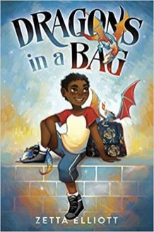 Dragons in a Bag by Zetta Elliot book cover