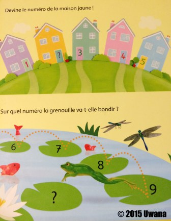 Learning about numbers - mon imagier du calcul