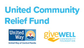 United Way and GiveWell Community Foundation Relief Fund