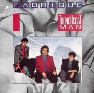 """CD-Album """"Trenchcoat Man"""" von Fabrique"""