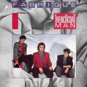 "CD-Album ""Trenchcoat Man"" von Fabrique"
