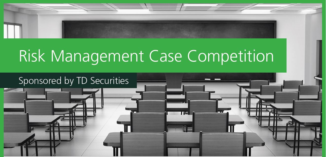 TD Capital Markets Risk Management Case Competition UW Economics