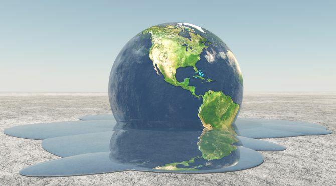 Global Warming Is An Economic Crisis