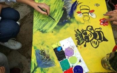Как пчелите стават глобална тема в училище