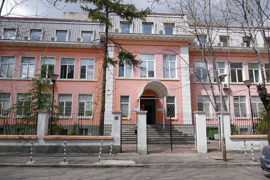 Нова сграда за гимназията