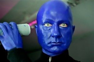 Blue Man Schulz