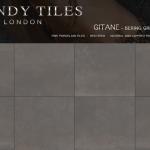 Gitane Bering Grey by Trendy Tiles