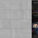 Posh Wash London Grey by Trendy Tiles