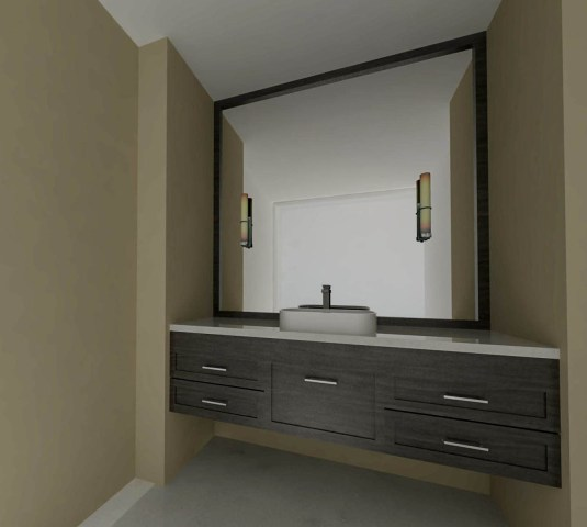 Powder Room by Ambience