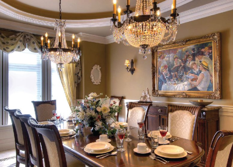 Dining Room by Ambience