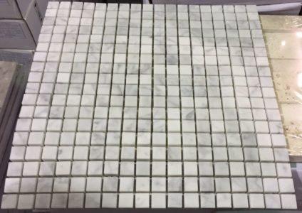 Bianco Carrara Mosaic - Wall Tile/Backsplash