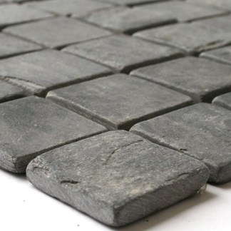 Black Slate Mosaic - Wall tile