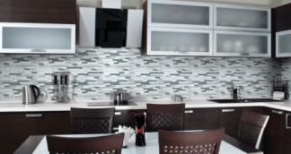 Glass+Stone Mosaic - Wall tile