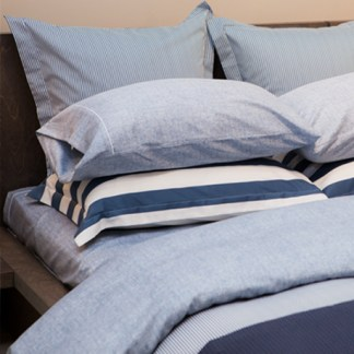 The Monnaco Navy by Cuddle Down Products