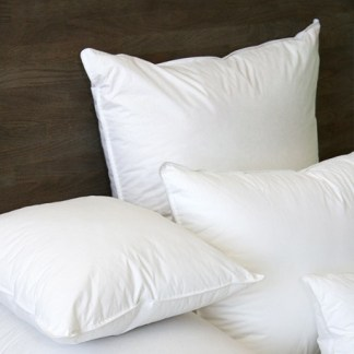 Mt. Orford Feather Pillow by Cuddle Down Products