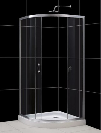 Victoria 32 Inch Single Shower Enclosure