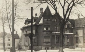 The French House at 1105 University Avenue