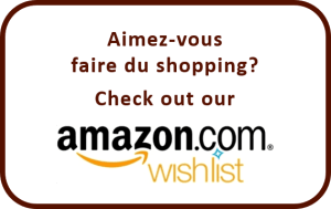 French House Amazon Wish List