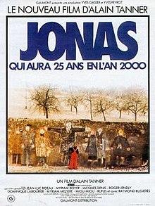 Jonas movie poster