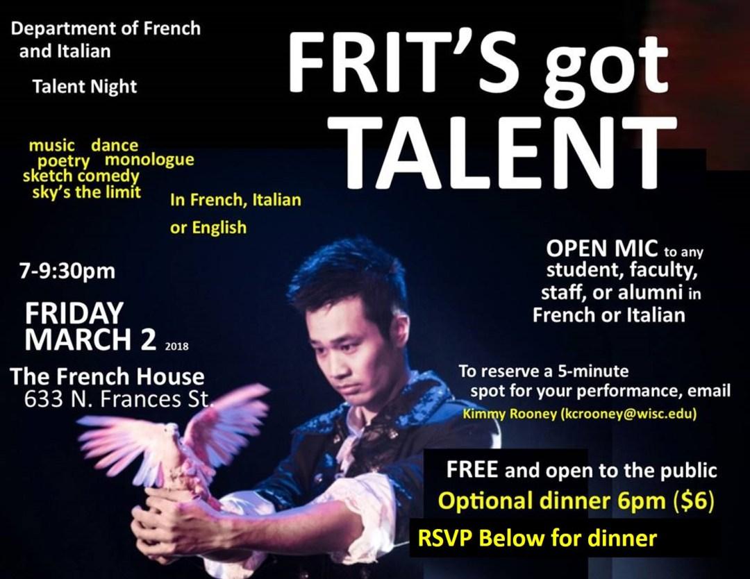 FRIT's Got Talent 2018