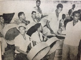 Early Steel band (Pelican annual)