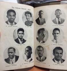 Pelican journal Staff, 1956