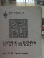 Early hymnal