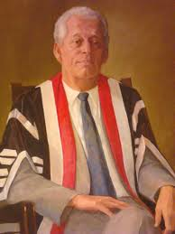 Vice-Chancellor Alister McIntyre