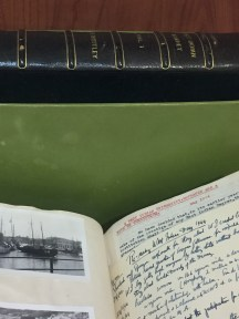 1944 diaries on the Irvine Committee visit to the then British West Indies.