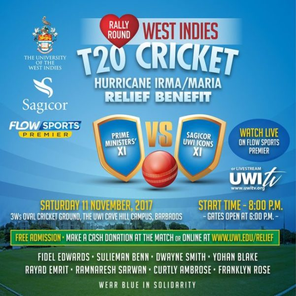West Indies cricket for a cause - UWI TV