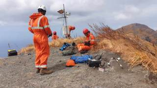 UWI Volcanologists receive equipment from USGS-USAID VDAP