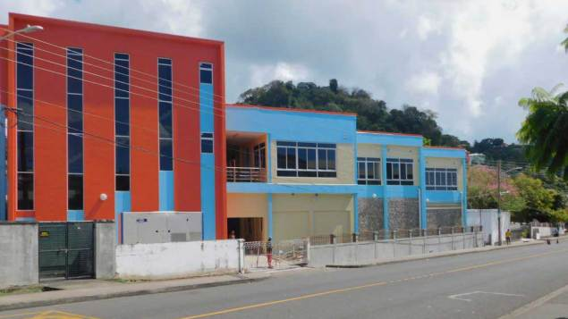 The refurbished Open Campus Site in Saint Vincent and the Grenadines is set to provide the local support as needed as the islands continue to recover.