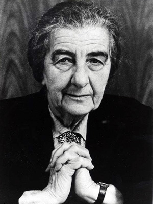 Ongoing coverage of the confrontation between russia, vladimir putin and the west over russia's aggression in crimea and ukraine. Golda Meir (1898-1978) - UWM Libraries