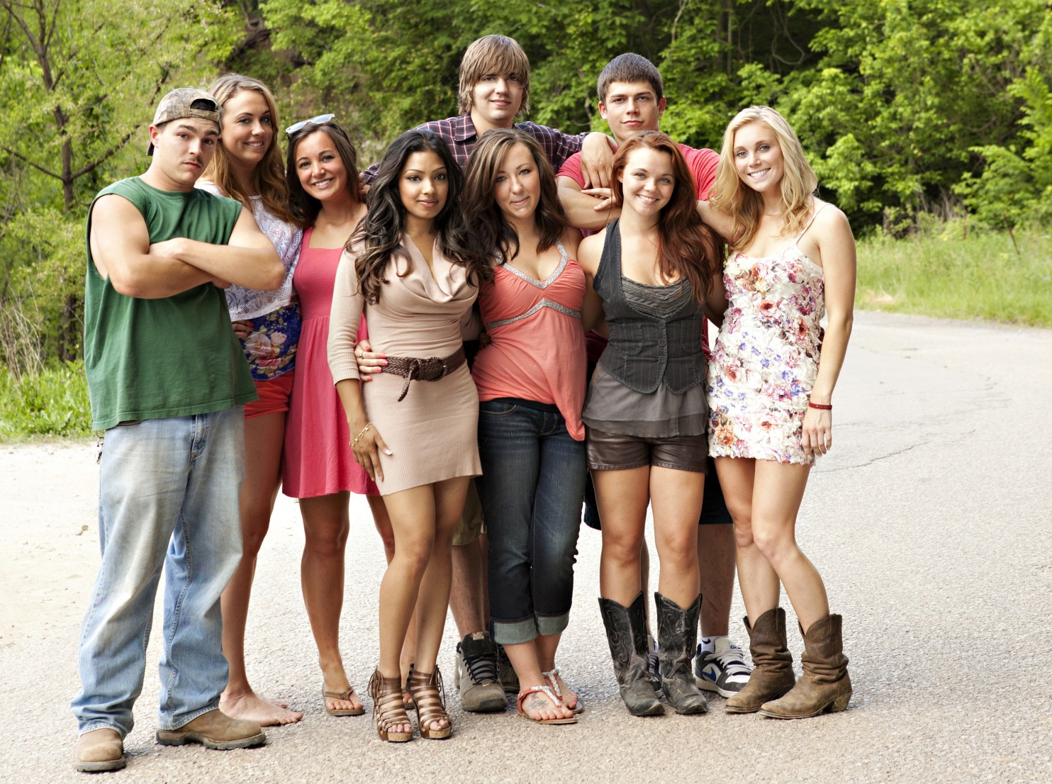 Past dating shows on mtv teen