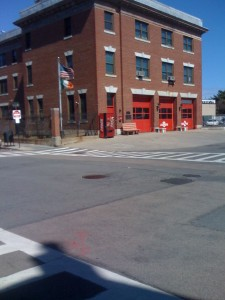 Ladder 19, South Boston