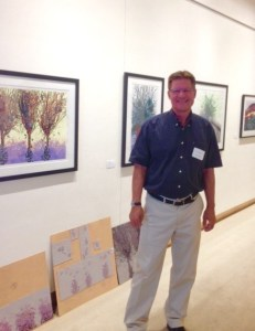 Terry Emmrich at the Overture Center galleries