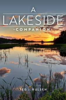 Author Of The New Book A Lakeside Companion An Accessible Guide That Helps Readers Understand Magic Inland Lakes Life In On Above