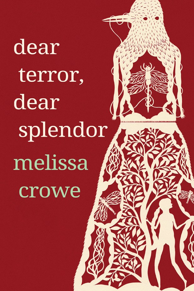 Cover image of Dear Terror, Dear Splendor