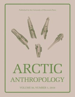 Arctic Anthropology Volume 56 Number 1