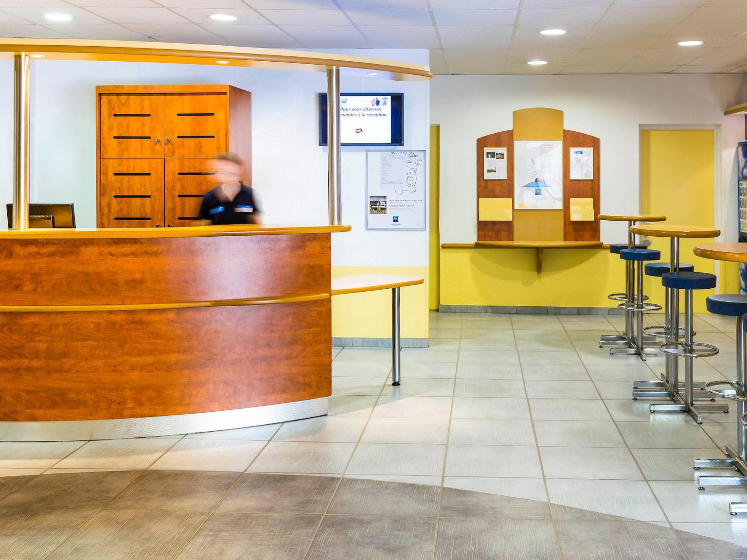 Ibis Budget Toulouse Centre Gare Htel 27 Boulevard Des